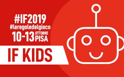 IF KIDS: i piccoli protagonisti della rete