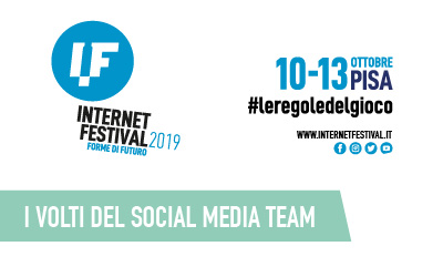 I volti del Social Media Team di IF2019